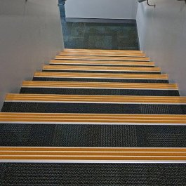 NZ Standards - Where are stairnosings required?